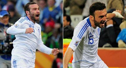 希腊进两球