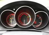 马自达3经典款仪表盘