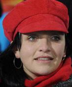 丹麦球迷似麦当娜