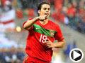 葡萄牙-蒂亚戈(19号)破门得分