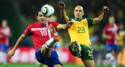澳大利亚2-1塞尔维亚 两队皆淘汰