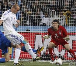 南非世界杯,斯洛伐克VS意大利,维泰克