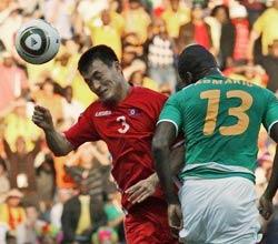 南非世界杯,罗马里克
