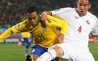 南非世界杯,巴西VS智利