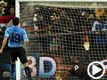乌拉圭-斯科蒂(19号)点球得分