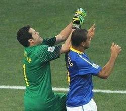 南非世界杯,梅洛