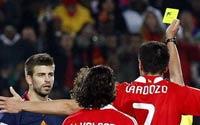 南非世界杯,西班牙VS巴拉圭
