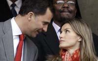 6月16日:西班牙王妃惊艳