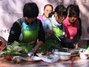 玉溪师范学院:低碳烹调节约能源