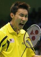 李宗伟,羽毛球世锦赛