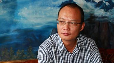 东风日产销售总部副总部长杨嵩