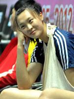 惠若琪,2010世界女排大奖赛总决赛