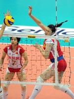 王一梅,2010世界女排大奖赛总决赛