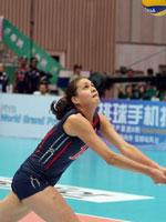 美国女排,2010世界女排大奖赛总决赛