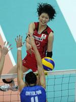 木村纱织,2010世界女排大奖赛总决赛