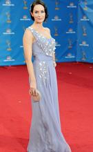 第62届艾美奖红毯:艾米丽-布朗特