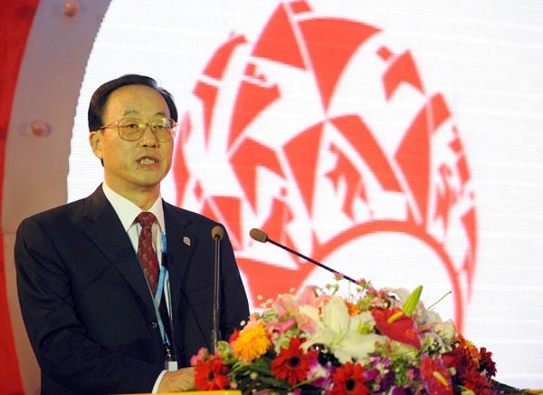 北京市副市长刘敬民闭幕式致辞