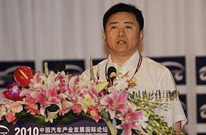 上海市新能源汽车推进办项目主管 王哲