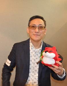 香港著名时装设计师马伟明Walter Ma