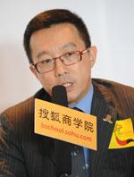 MBA,MBATOUR,mba巡展,香港中文大学陈行健