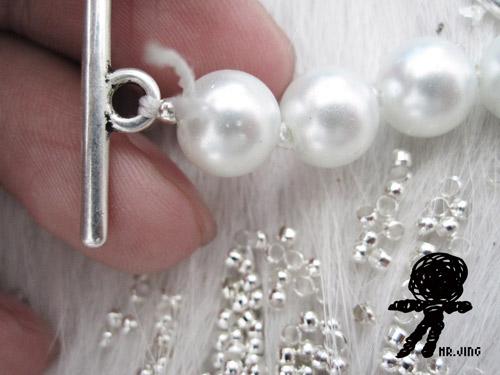 零技术diy珍珠项链