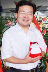 中国黄金协会副会长张炳南