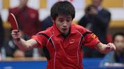 2008全国乒乓球锦标赛