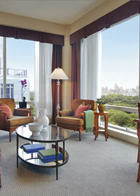 老虎伍兹藏身的纽约豪华酒店