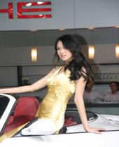 2010杭州车展,美女,车模,杭州车展