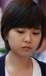 李瑟娥,韩国围棋美女,亚运会围棋