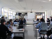 中央南方学院教室