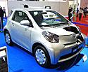 丰田iQ EV电动车实拍