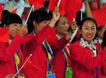 中国代表团