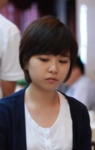李瑟娥,围棋美女,广州亚运会