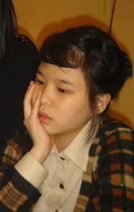 广州亚运会,围棋美女,李瑟娥
