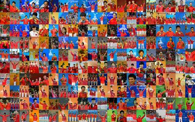 广州亚运199金牌大全