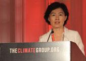 直击坎昆气候大会:气候组织大中华区总裁吴昌华发言