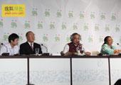 直击坎昆气候大会:解振华参加《基础四国》发布会