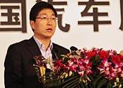 中国石化润滑油公司品牌推广部主任 皮天福