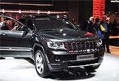 2010广州车展Jeep大切诺基图片