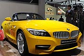 BMW Z4 sDrive35is敞篷