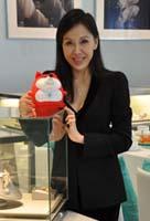 Tiffany&Co.中国区董事总经理欧阳昭华