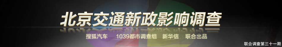 有奖调查:北京交通新政影响调查