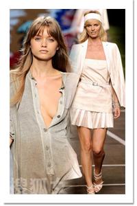2010国际时装周春夏系列