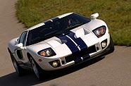 顶级公路轿车与赛车的结合 福特GT