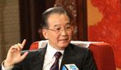 2009年温家宝总理与网友在线交流