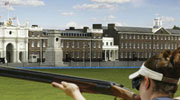 皇家炮团军营,2012伦敦奥运会