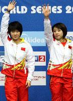 世界跳水系列赛