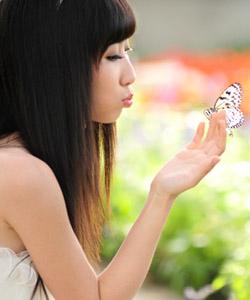 亚洲最大的活体蝴蝶观赏园