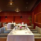 深圳益田威斯汀中国元素餐厅